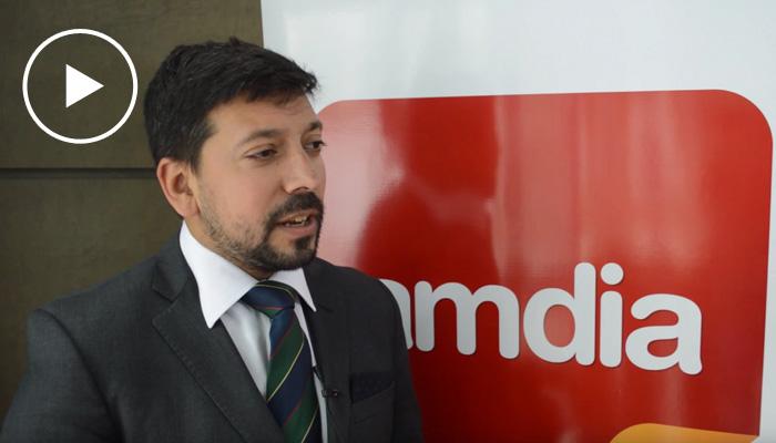 Firma del Convenio entre amdia y la USAL 2015
