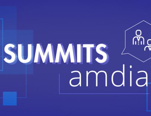 Agendá los Summits amdia del 2019